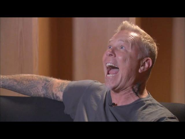 Metallica's James Hetfield shares why he loves Chicago, Jun 18 2017