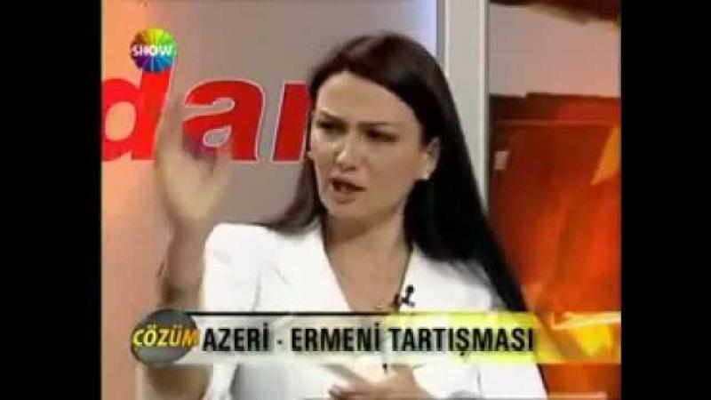 Ganire Paşayeva, Ermeni Milletvekilini Susturdu.