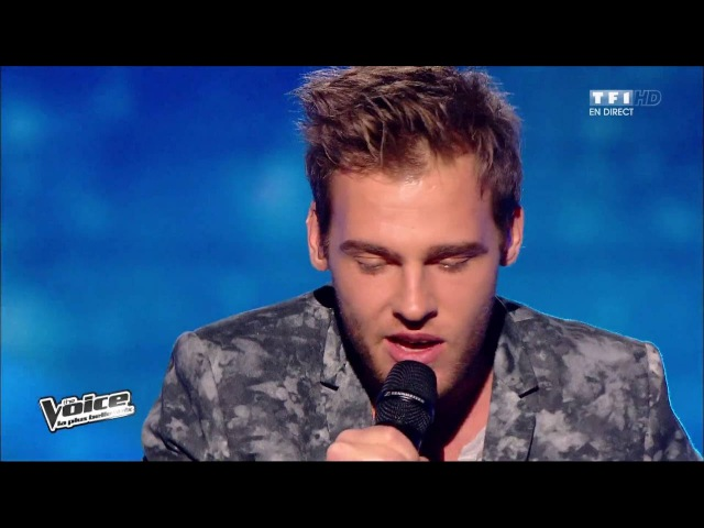The Voice 2014│Charlie - Le Coup d'soleil (Richard Cocciante)│Prime 2
