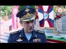 Старт международного пробега ДОСААФ России С востока на запад России
