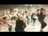 #13DanceStudio - Funkylla - locking dance class
