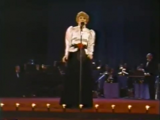 Georgia Gibbs-Kiss of Fire, Dance With Me Henry, 1984 TV Hit Medley