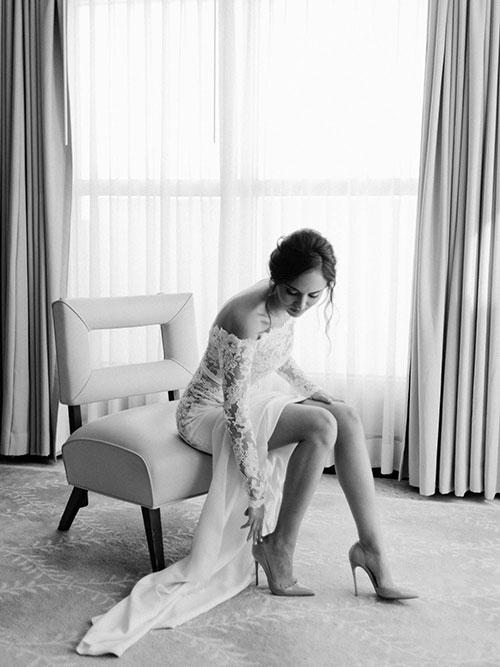 Лучшая свадьба осени (28 фото)