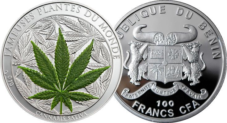 100 бенинских франков