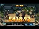 Jurassic World Online Slot Promo