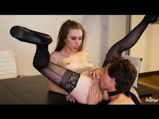 Anya olsen (the artist within. part 1) [blowjob, pussy licking, ass worship, kitchen, office, sex, handjob]
