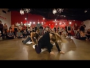 YANIS MARSHALL HEELS CHOREOGRAPHY IN THE MIX MIX MASTERS. LOS ANGELES MILLENNIUM