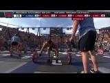 2014 Reebok CrossFit Games -  Individual 21-15-9 Complex Men Heat 3