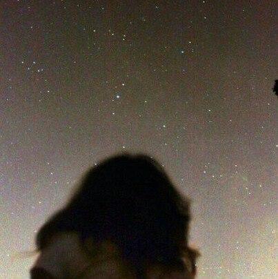 — У каждого человека свои звёзды...💫
