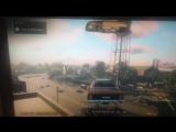 Баг в Mafia 3: Полёт на машине.