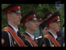 Кадеты Московского президентского училища им М Шолохова Росгвардии простились со Знаменем