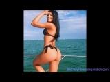 Тренировка фитоняшки - Fitness model workout. Great fitness bikini motivation (FitABS)