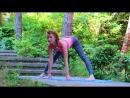 Olga Sagay. Гибкое тело. Подготовительные упражнения для поперечного шпагата. Оздоровление органов малого таза
