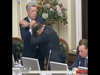 Бойко побив Ляшка