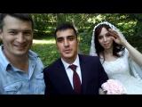 Видеоотчёт свадьба Джабраила и Анжелы 15.07.2017
