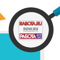 Логотип Работа в Обнинске, Rabota.ru