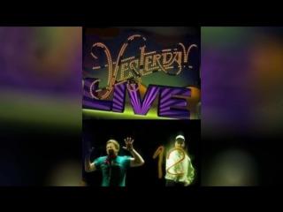Yesterday LIVE (2010