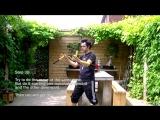 TRICK TUESDAY! EP.3 - Nunchaku tutorials with Joris v_d Berg - Upward_Downward handrotation
