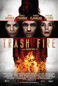Пожар в доме / Пожар на помойке / Trash Fire (2016)