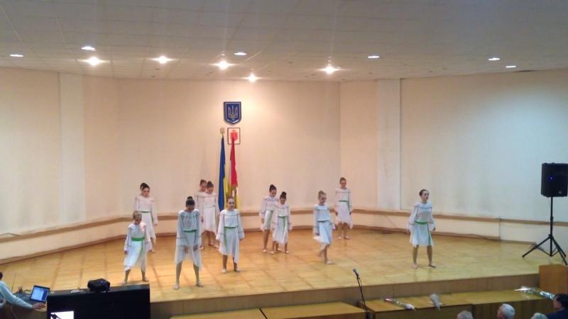 Образцовый коллектив Украина ансамбль классического танца Ноктюрн