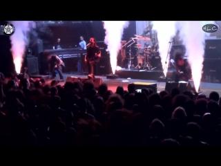 ROTTING CHRIST - Grandis Spiritus Diavolos (live 2017 Athens _ Hellas)