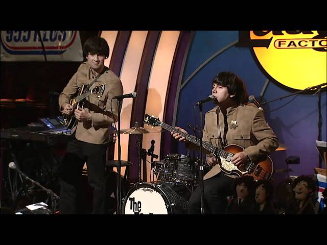 The Fab Four - When I'm 64 (Live at The Laugh Factory)