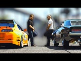 THE FAST AND THE FURIOUS DRAG SCENE - Behind The Scenes - Grand Theft Auto 5