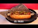 Хот-Дог с соусом болоньезе и острым перцем