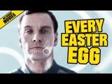 ALIEN COVENANT All Easter Eggs &amp References