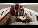 $40,000 Embraer Legacy 650 Private Jet flight from Dubai to Cyprus