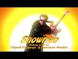 Одинокая Флейта и Сергей Коренчук. Walking in the air. Snowman. Lonely Flute and Sergey Korenchuk.
