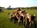 Великая армия смеха Приколы в армии - Армейская игра слон
