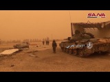 Syrian army regains control of the project swampy Consolidated station electric conversion ...
