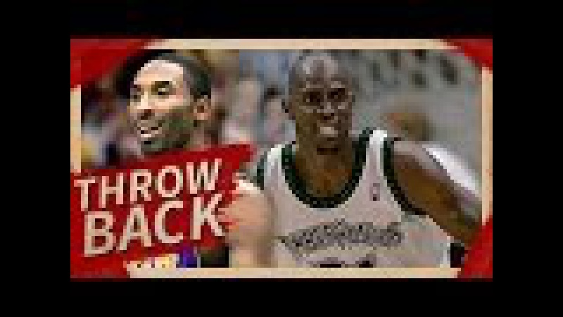 Throwback: Kevin Garnett Full Game 5 Highlights vs Lakers (2004 WCF) - 30 Pts, 19 Reb, BEAST!