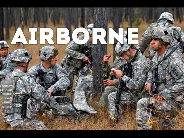 US vs UK Army Paratroopers - British Parachute Regiment vs US Airborne Division CJOAX 15