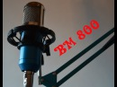 Посилка з Китаю. Професійний , студійний, кондинсаторний мікрофон BM-800 з Aliexpress