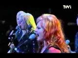 B 52's   Strobe Light Live Benicassim 2007  США.