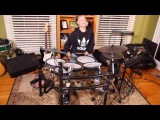 Alt-J  In Cold Blood drum cover  Mia  girl drummer (12-year old)
