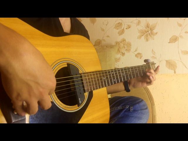 Очень лёгкая и простая мелодия на гитаре\ Red Hot Chili Peppers - Otherside \ Разбор