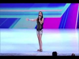 Carly Rose Sonenclar cover - Feeling Good -Nina Simone - Live at THE X FACTOR USA 2012 HQ