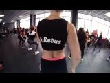 GS DANCE - GS ПЕРЕЗАГРУЗКА - DANCEHALL FEMALE - ALESYA REBUS