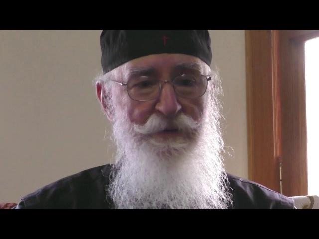 Голос Афона: беседа со старцем Никоном.