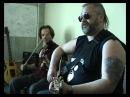 ППолковник и Максим Поведский - Квартирник у Гороховского, ч.2 05.06.2007