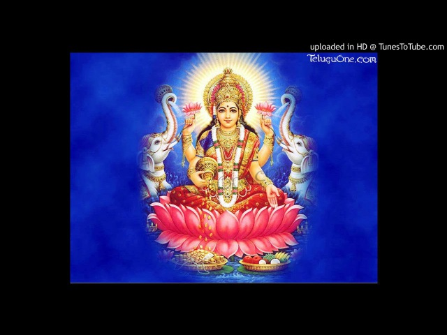 Sri Suktam - Rig Veda Hymn - Mahalakshmi - Goddess of Wealth