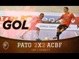 Brazil League - Round 6 - Pato Futsal 2x2 Carlos Barbosa