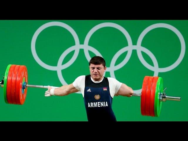 Andranik Karapetyan accidente en las olympiadas 08 10 2016