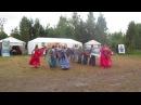 Танец с платочками   Собери Свою Матрёшку '16 в Лукоморье