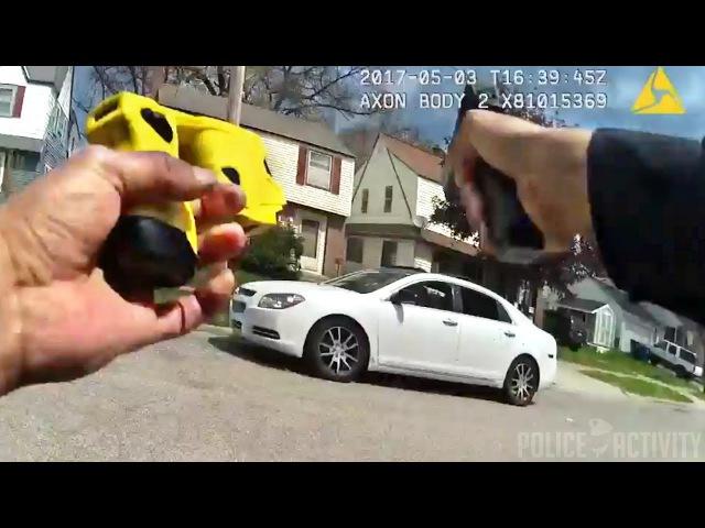 Bodycam Shows Fatal Police Shootout in Grand Rapids, Michigan
