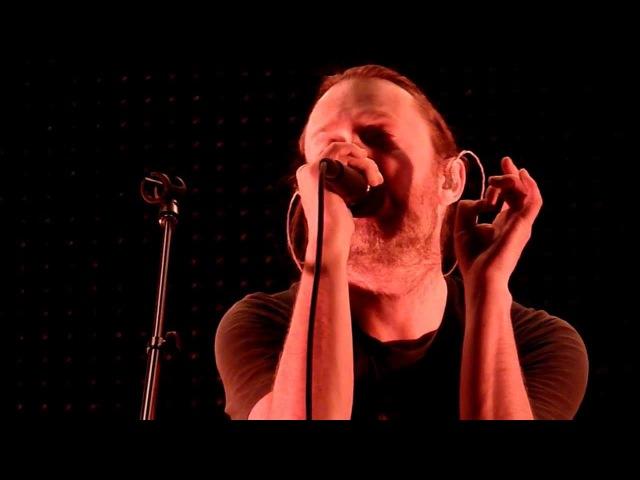 Radiohead: Cut A Hole 2012-03-03 Houston TX US (HD center rail)