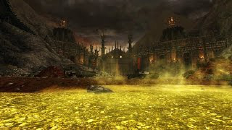 The Slag-hills - The Black Gate - LOTRO Update 20 Beta